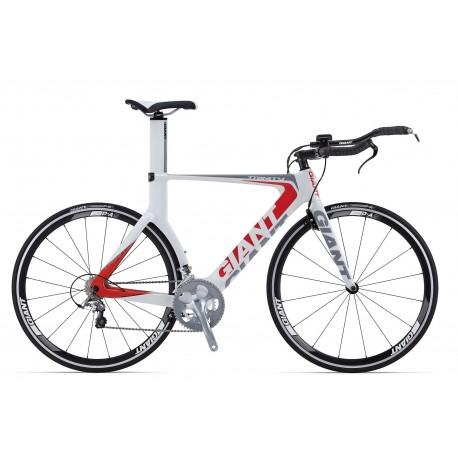 Modelo T22014 BICICLETA TRIATLON GIANT TRINITY COMPOSITE 2 2014 - Envío Gratuito