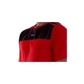 Playera Deportiva Run-Gym Roja