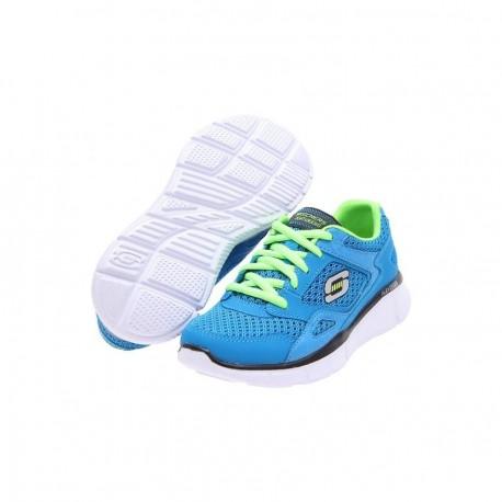 Skechers - Tenis Deportivos - Azul - 95515 - Envío Gratuito