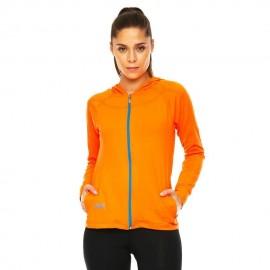 Everlast - Chamarra deportiva Everlast - Naranja - T76753