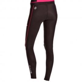 Pantalon SKINS B61063001FM-Negro con Rosa