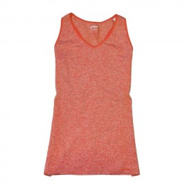 Playera Asics Tank Top Naranja