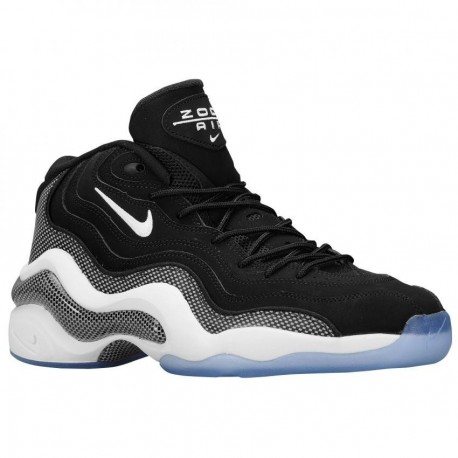 Tenis para Basketball Nike Air Zoom Flight 96 'Carbon' para Caballero. - Envío Gratuito