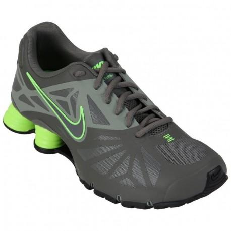 Tenis para Correr Nike Shox Turbo 14 'River Rock' para Caballero - Envío Gratuito