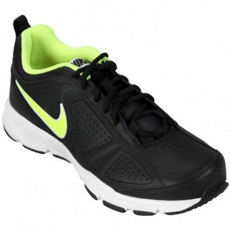 Tenis Nike T-Lite Xi Sl 31 - Negro+Verde - Envío Gratuito