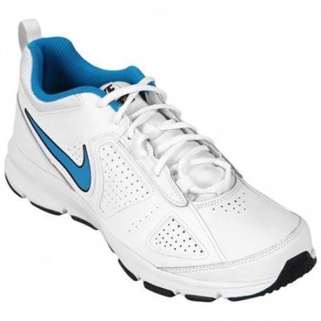 Tenis Nike T-Lite Xi Sl 31 - Blanco+Azul - Envío Gratuito