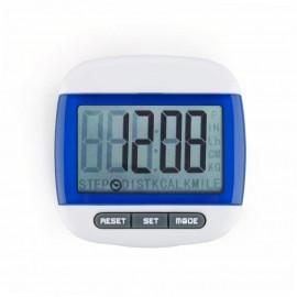 Mini LCD podómetro deportes-Azul - Envío Gratuito