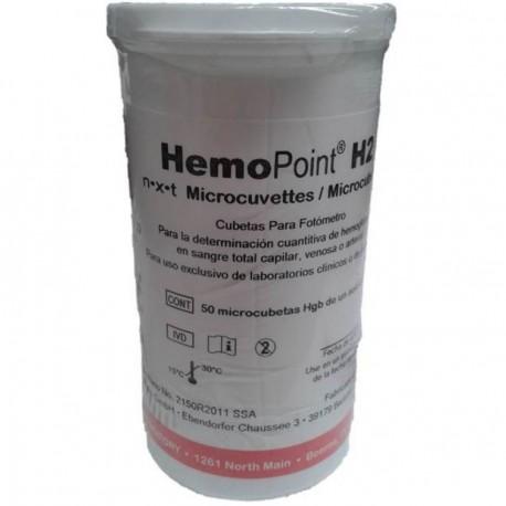 Microcubetas HemoPoint H2 - Envío Gratuito
