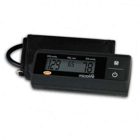 Baumanómetro Digital de Caucho Microlife BPA90-Negro - Envío Gratuito