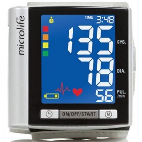 Monitor de Presión Arterial de Muñeca Microlife BP 3B200 - Envío Gratuito