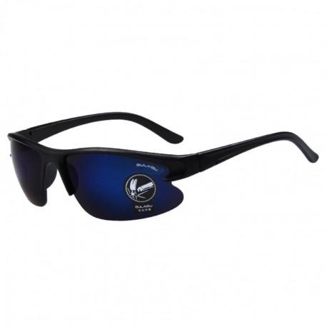 Sunglasses Lentes de Sol Deportivo Multi-Color Protección contra Rayos UVA UVB OASAP-ES71408-Azul - Envío Gratuito
