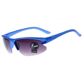 Sunglasses Lentes de Sol Deportivo Multi-Color Protección contra Rayos UVA UVB OASAP-ES71407-Azul