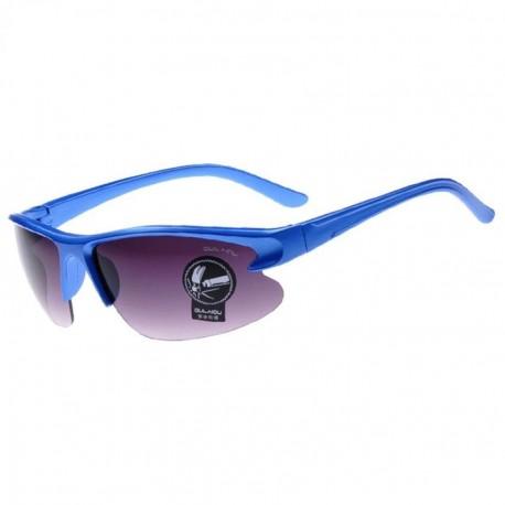 Sunglasses Lentes de Sol Deportivo Multi-Color Protección contra Rayos UVA UVB OASAP-ES71407-Azul - Envío Gratuito