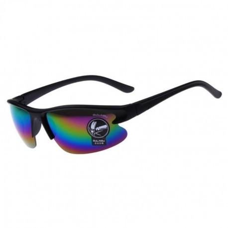 Sunglasses Lentes de Sol Deportivo Multi-Color Protección contra Rayos UVA UVB OASAP-ES71408-Multicolor - Envío Gratuito