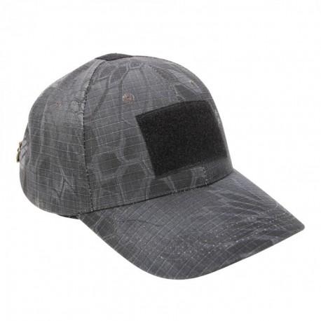 Gorra de Béisbol para Hombre Camuflaje Aire libre Deporte Camuflaje Negro - Envío Gratuito