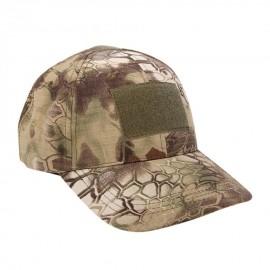 Gorra de Béisbol para Hombre Camuflaje Aire libre Deporte Camuflaje Escalada