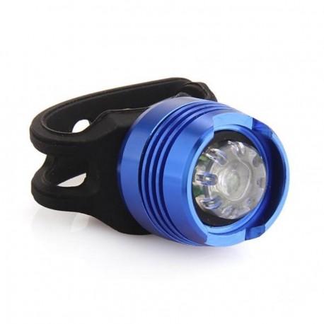 Luz Trasera Lámpara LED Impermeable Color Azul para Bicicleta Ciclismo Deporte - Envío Gratuito