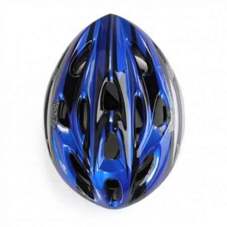 Elenxs Azul Negro MTB Carretera Montaña bicicleta Ciclismo Deportes Hombres Casco - Envío Gratuito