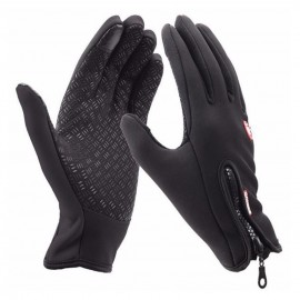 deporte de invierno Windstopper guantes de esquí-30 a prueba de agua de montar calientes guantes de moto guante -NatureHike