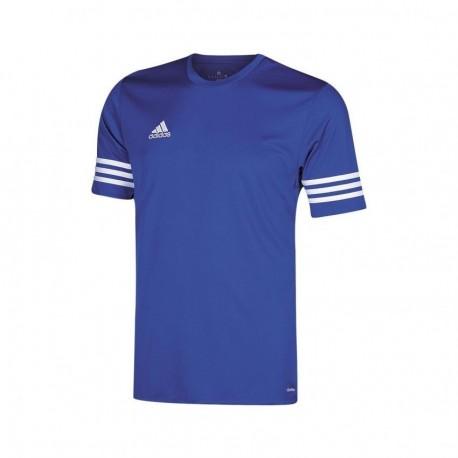 Playera Adidas-Azul Rey - Envío Gratuito
