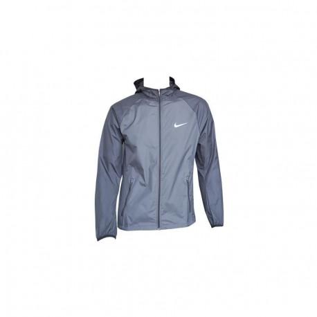 Chamarra para correr de Hombre Nike Racer Jacket Anthracite 683608-060-Gris - Envío Gratuito