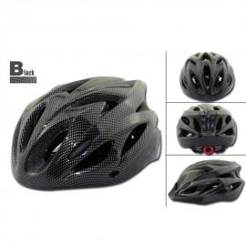 18 Ultralight respiraderos Integrally molded deportes casco ciclismo con visera Mountain Bike bicicleta adulto