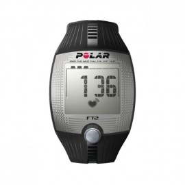 Reloj Monitor de Pulso Polar Activo Fitness FT2-Negro
