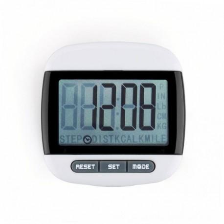 Mini LCD Pedometer (Negro) - Envío Gratuito