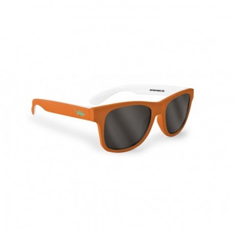 Lentes Bertoni FT46JC Lens-Naranja Blanco - Envío Gratuito