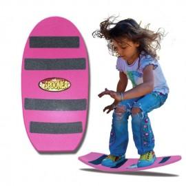 Patineta/Tabla de Blalance Spoonerboards FREESTYLE mayores de 4 años Rosa - Envío Gratuito
