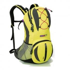 Senderismo, Campamentos al aire libre Montañismo bolsas mochila Bolsa de deporte Ciclismo Deportes (amarillo) - Envío Gratuito