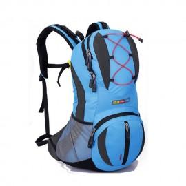 Senderismo, Campamentos al aire libre Montañismo bolsas mochila Bolsa de deporte Ciclismo Deportes (azul) - Envío Gratuito