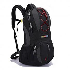 Senderismo, Campamentos al aire libre Montañismo bolsas mochila Bolsa de deporte Ciclismo Deportes (negro) - Envío Gratuito