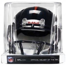 Casco NFL Speed Denver Broncos 119-1184-185-UNI - Envío Gratuito
