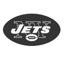 Sticker Jets NY - Negro - Envío Gratuito