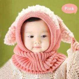 Gorro de Invierno Yucheer Tejida para Bebé-Rosado - Envío Gratuito