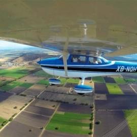 Vuelo en Cessna - Querétaro - Envío Gratuito