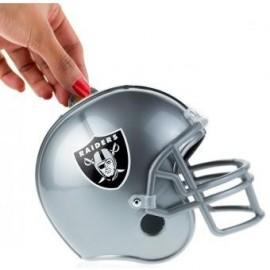 Casco NFL Alcancia De Los Raiders De Oakland - Envío Gratuito