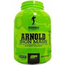 Proteina Arnold Iron Mass de Muscle Pharma 5lb - Envío Gratuito