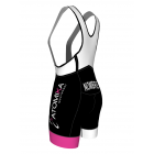 Short Para Ciclismo BIB O2 Elite Team para Mujer - Envío Gratuito
