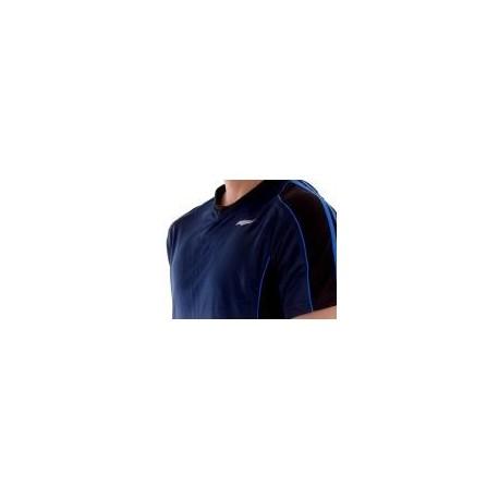 Playera Deportiva Run-Gym Azul - Envío Gratuito