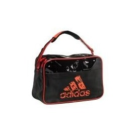 Bolsa Deportiva Adidas Sport Combat-Negro con Naranja
