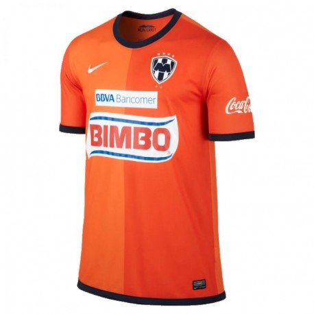 Jersey Nike Monterrey Local - Naranja - Envío Gratuito