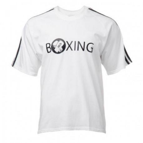 Playera Boxing Adidas ADIRSH02W-Blanco - Envío Gratuito