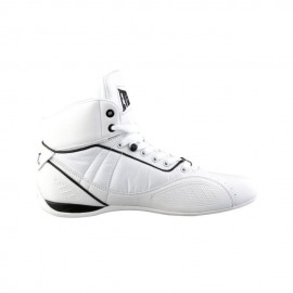Media Bota Everlast EL-1519 para Dama-Blanco