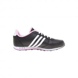 Tenis Adidas Neo Style Racer - Negro con Lila