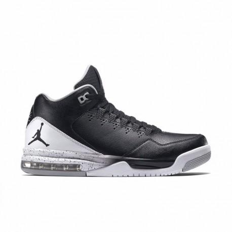Tenis Nike Jordan flight origin 2 - Negro con Blanco - Envío Gratuito