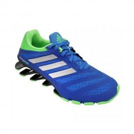 Tenis adidas Springblade Ignite M Running/Course Azul/Verde -