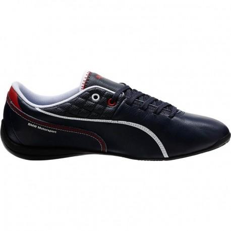 Tenis Puma Drift Cat 6 Leather - Marino - Envío Gratuito