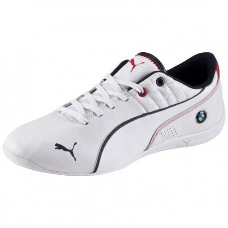 Tenis Puma BMW Drift Cat 6 Trainers - Blanco - Envío Gratuito